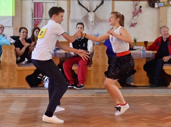 Bayerische Meisterschaft Boogie-Woogie